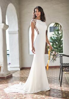 Jasmine Couture T212052 Mermaid Wedding Dress
