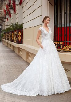 Aire Barcelona IRVIN Ball Gown Wedding Dress