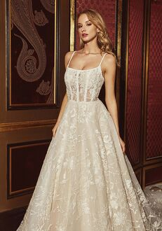 Calla Blanche 18242 Claire A-Line Wedding Dress