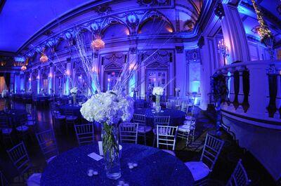 Boston Event Lighting