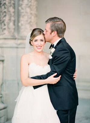 Samantha and Brandon's Romantic North Carolina Wedding