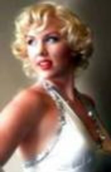 Julie Holiday - Marilyn Monroe Impersonator - Northfield, OH