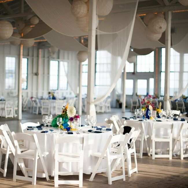Lighthouse Point Carousel Reception