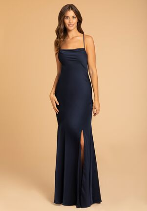 Hayley Paige Occasions 52011 Scoop Bridesmaid Dress