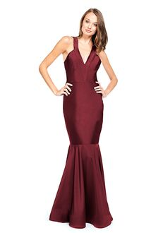 Bari Jay Bridesmaids 2009 V-Neck Bridesmaid Dress