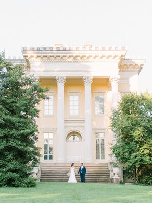 Evergreen Mansion Historic Wedding Venue