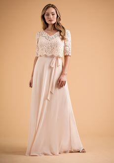 B2 Bridesmaids by Jasmine B223012 V-Neck Bridesmaid Dress