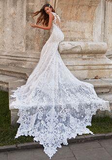 Moonlight Couture H1468 Mermaid Wedding Dress