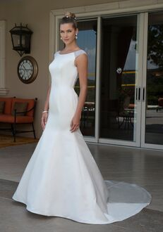 Pallas Athena PA9267 Mermaid Wedding Dress