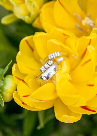 wedding rings | She Wanders | Blog.theknot.com