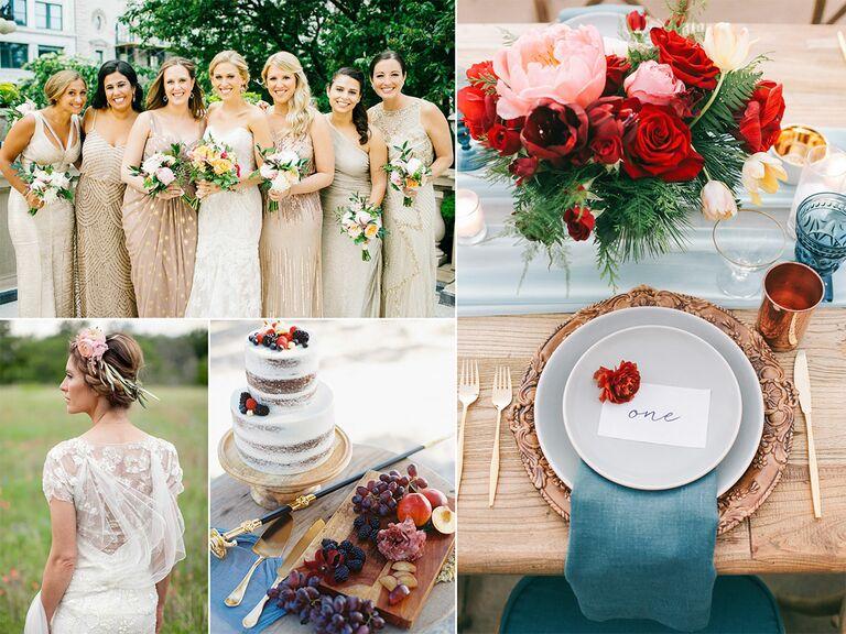 Wedding Trends 2017.Hot Wedding Trends For 2017