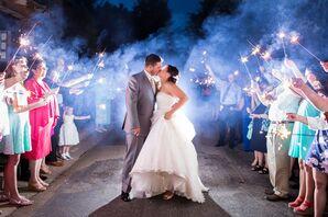 David Tutera Beaded Wedding Dress