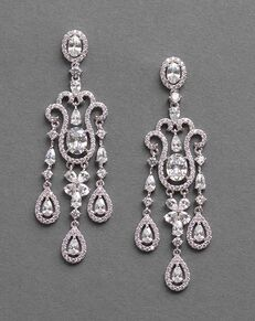 Dareth Colburn Exquisite Aurora CZ Earrings (JE-7083) Wedding Earring photo