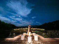 Wedding venue in Napa Valley, California.