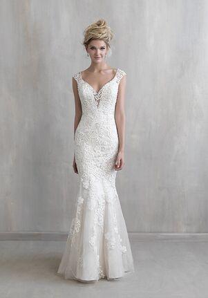 Madison James MJ208 Sheath Wedding Dress