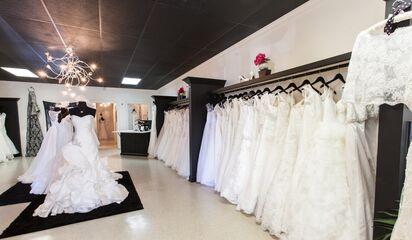 The Dress Bridal Salons Mauldin Sc