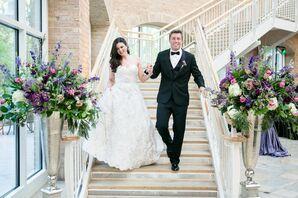 Black-Tie Bridal Attire