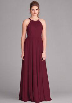 Kennedy Blue Kylee Halter Bridesmaid Dress