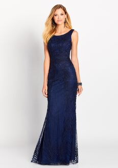 Cameron Blake 119644 Blue Mother Of The Bride Dress