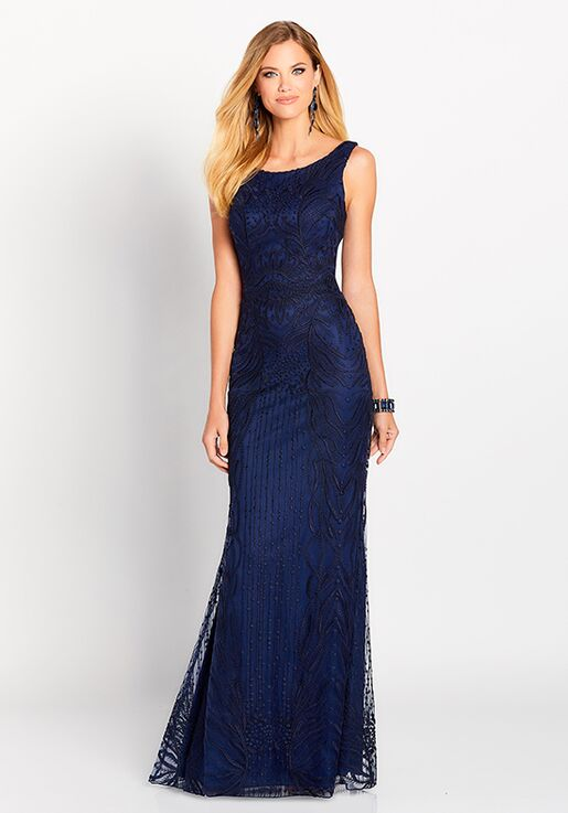 58ecf885a326 Cameron Blake 119644 Mother Of The Bride Dress | The Knot