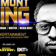 "Washington, DC Comedian | ""Lazee"" Lamont King #TheFunnyTeam"