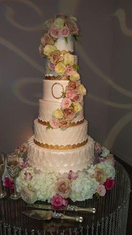 Wedding Cakes by Tammy Allen Houston TX
