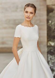 Rosa Clará Couture EMERY Ball Gown Wedding Dress