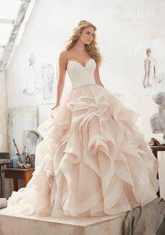 febb825fda8 Morilee by Madeline Gardner Marilyn 8127 Ball Gown Wedding Dress