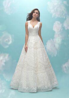 Allure Bridals 9457 Ball Gown Wedding Dress