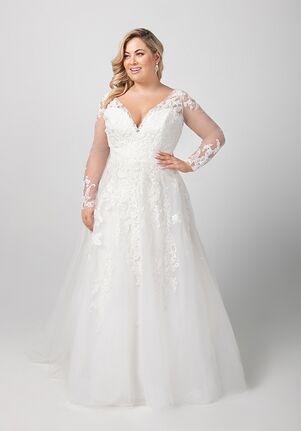 Michelle Roth for Kleinfeld GeniseXSC-X Wedding Dress
