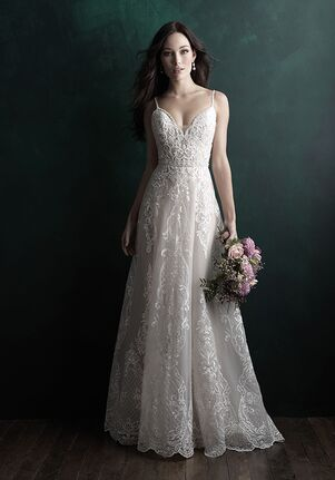 Allure Couture C511 A-Line Wedding Dress