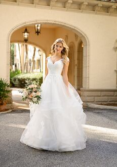 Stella York 7219 A-Line Wedding Dress