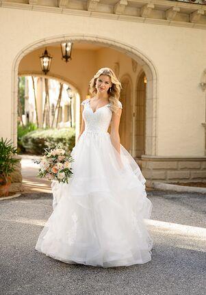Stella York 7219 A-Line Wedding Dress