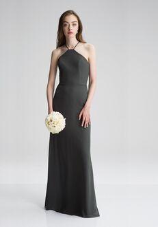 #LEVKOFF 7007 Halter Bridesmaid Dress