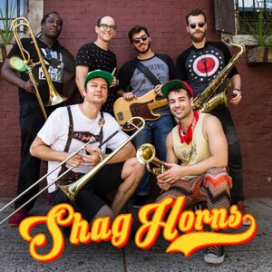 New York City, NY Brass Band | Shag Horns