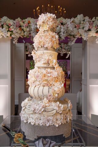 Who Made The Cake Exquisite Cakes by Nadine Moon Houston TX
