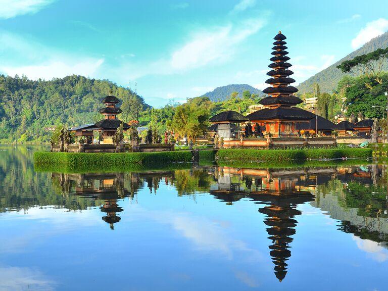 Bali, Indonesia honeymoon