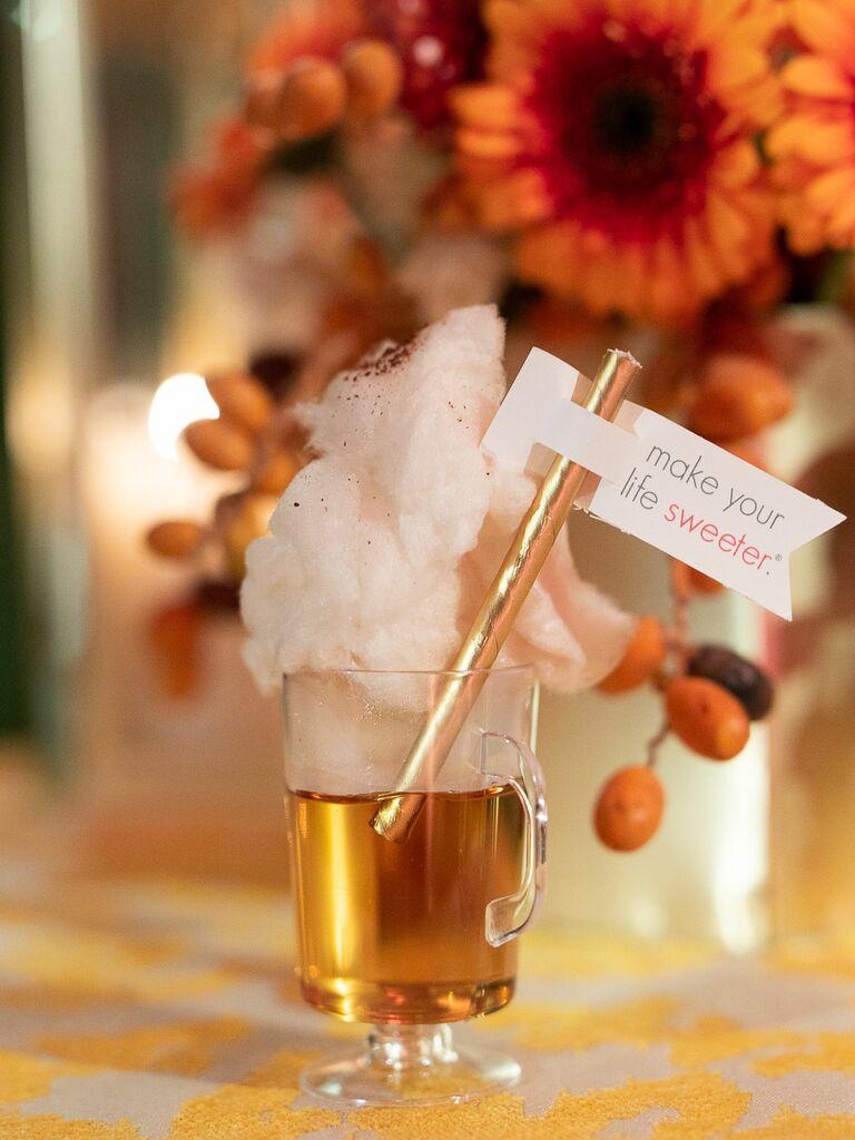 Cotton Candy Cocktails