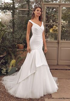 Justin Alexander Amara Mermaid Wedding Dress