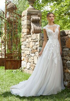 Morilee by Madeline Gardner/Blu Patrice Ball Gown Wedding Dress