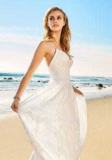 Simply Val Stefani RAE A-Line Wedding Dress