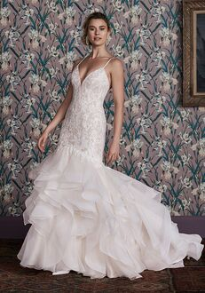 Justin Alexander Signature Basie Mermaid Wedding Dress
