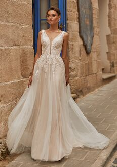 Moonlight Collection J6811 A-Line Wedding Dress