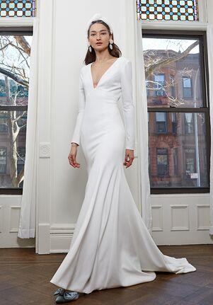 BHLDN Karina Gown A-Line Wedding Dress