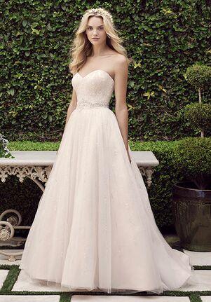 Casablanca Bridal 2245 Sweet Pea Ball Gown Wedding Dress
