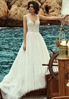 Justin Alexander Aurora Ball Gown Wedding Dress