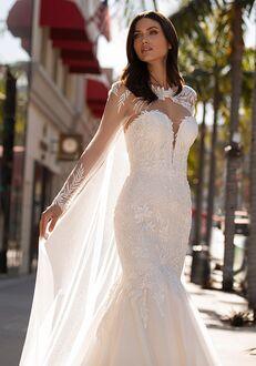 PRONOVIAS WOOD Mermaid Wedding Dress