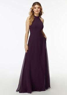 Morilee by Madeline Gardner Bridesmaids 21737 Halter Bridesmaid Dress