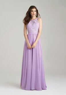 67feac2fbf6f Allure Bridesmaids 1371 Bridesmaid Dress | The Knot