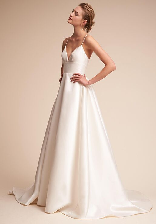 BHLDN Opaline Ball Gown Wedding Dress
